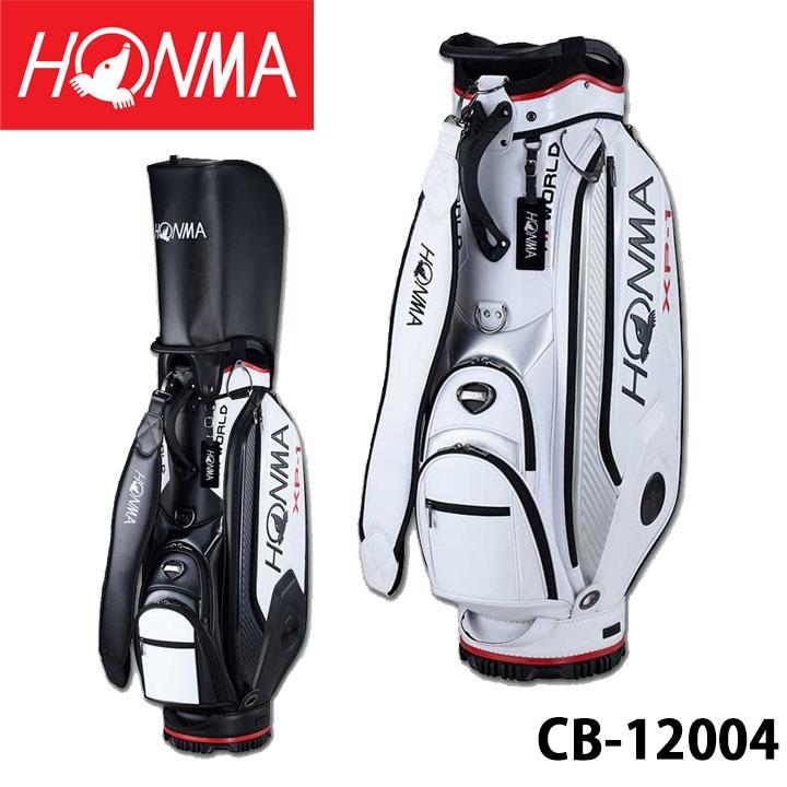 【2020モデル】本間ゴルフ CB-12004 XP-1キャディバッグ 9型 約3.9 HONMA 20P