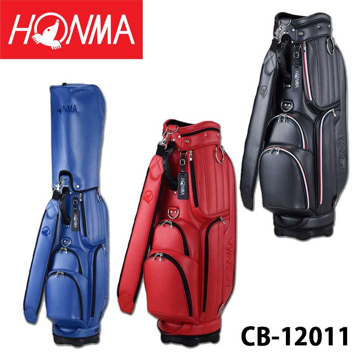 【2020モデル】本間ゴルフ CB-12011 スリムモデル軽量キャディバッグ 8.5型 2.8Kg ゴルフ HONMA 20P
