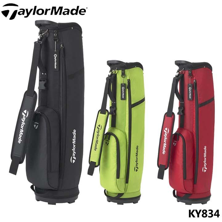 【2020モデル】テーラーメイド KY834 スリム 7 キャディバッグ 7型 1.5kg 47インチ対応 Taylormade 10p
