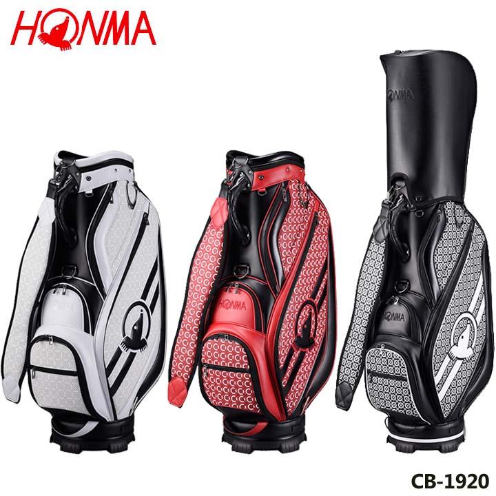 【2019モデル】本間ゴルフ CB-1920 キャディバッグ 9型 4.0kg HONMA 20p