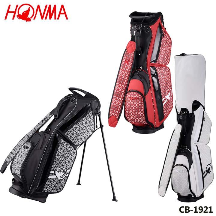 【2019モデル】本間ゴルフ CB-1921 スタンドバッグ 9.5型 2.9kg HONMA 20p