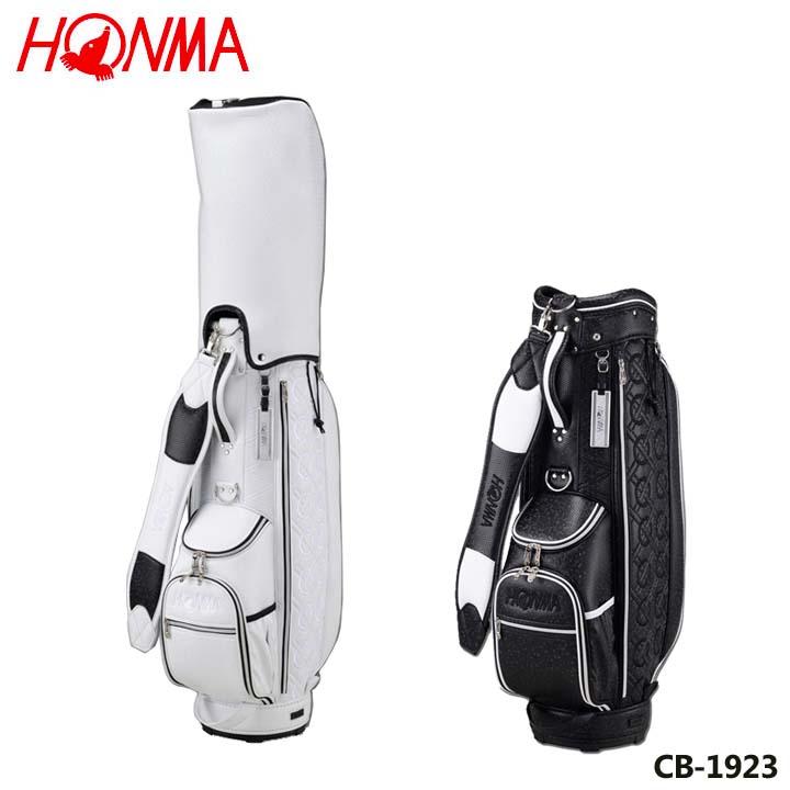 【2019モデル】本間ゴルフ CB-1923 キャディバッグ 9型 3.4kg HONMA 20p