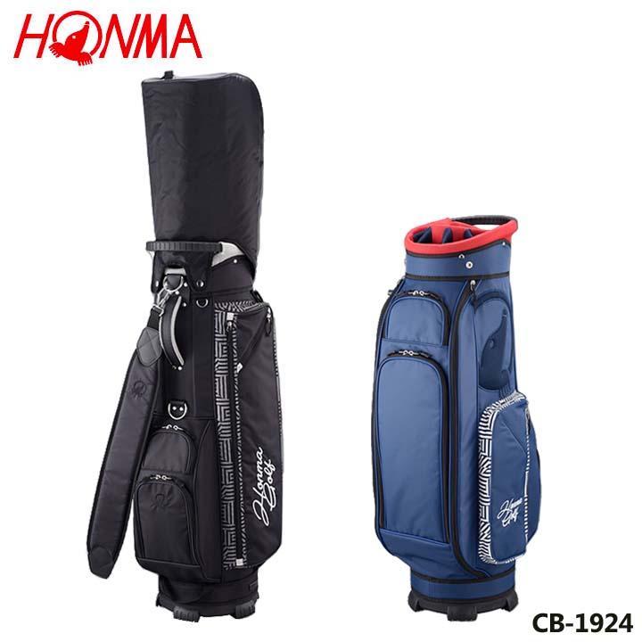 【2019モデル】本間ゴルフ CB-1924 ユニセックスモデル 14分割キャディバッグ 9型 3.1kg HONMA 20p