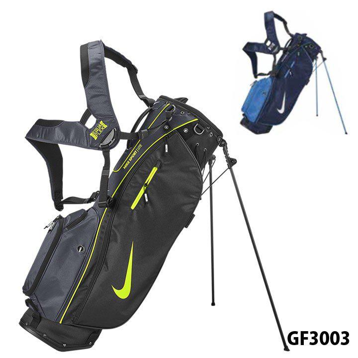 ナイキ GF3003 066 437 スポーツライトゴルフバック スタンドバッグ キャディーバック 8.5型 約1.9Kg NIKE GOLF