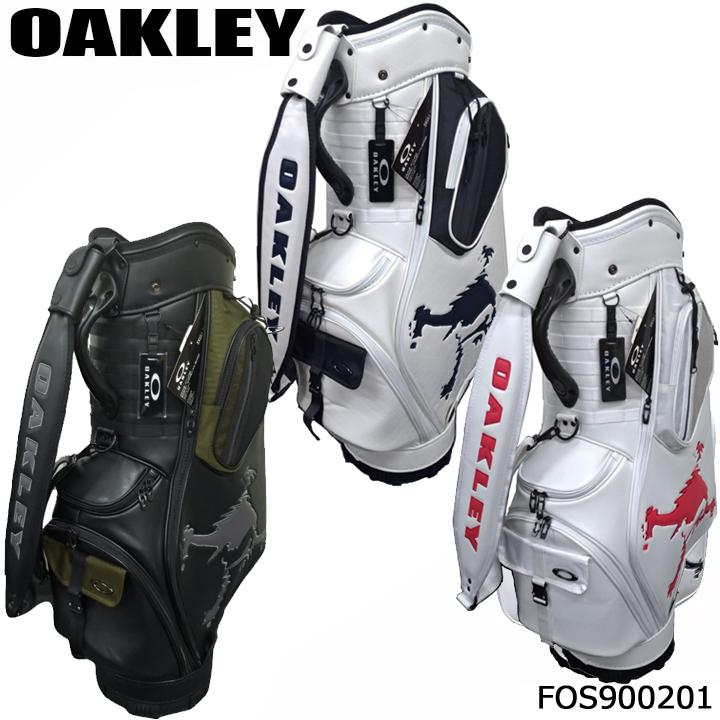 【2020モデル】オークリー FOS900201 スカル ゴルフバッグ 14.0 キャディバッグ 9.5型 4.7kg SKULL GOLF BAG OAKLEY