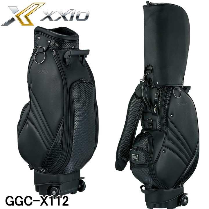【2020モデル】ダンロップ ゼクシオ GGC-X112 キャディバッグ 9型 XXIO DUNLOP 10p