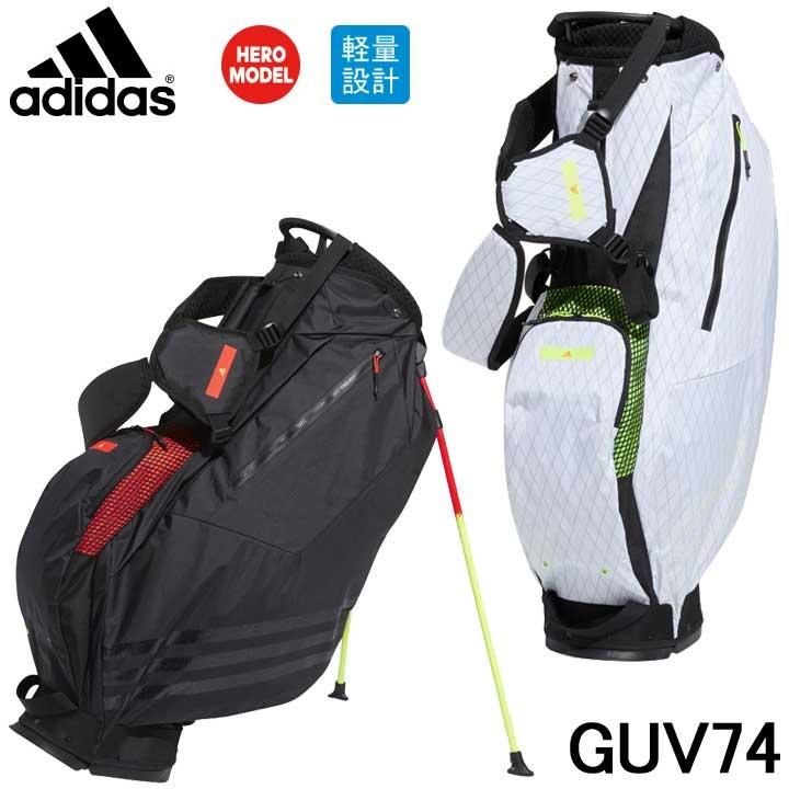 【2020モデル】アディダス GUV74 コードカオス スタンドバッグ キャディバッグ adidas 10p
