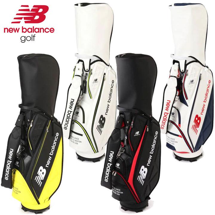 【2020モデル】ニューバランス ゴルフ 012-0980001 キャディバッグ 9型 New Balance Golf