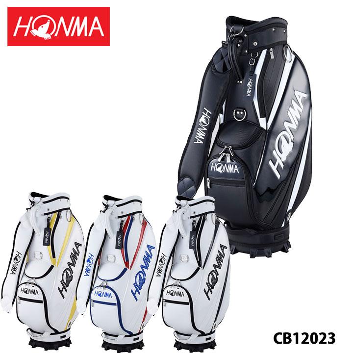 本間ゴルフ SALE開催中 売却 CB-12023 スポーツ キャディバッグ 3.4Kg CB12023 HONNMA ゴルフバッグ 9型