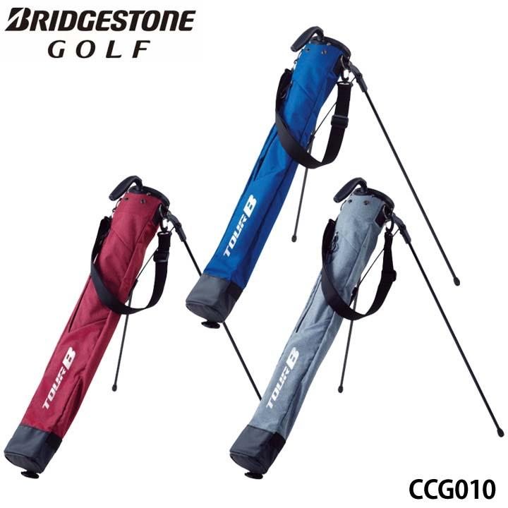 【2019モデル】ブリヂストン CCG010 TOUR B フード付セルフクラブスタンド クラブケース BRIGESTONE GOLF 10p