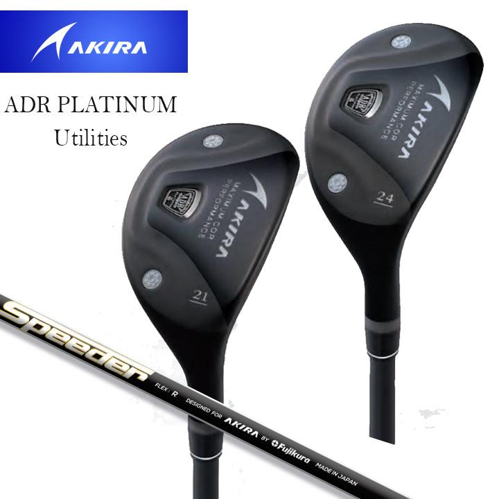 アキラゴルフ 18ADR PLATINUM UTILITY ユーティリティ シャフト:オリジナルカーボン AKIRAGOLF