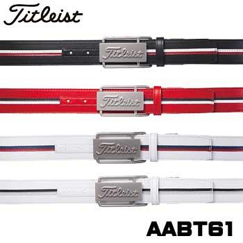 【2016モデル】タイトリスト AABT61 ラインベルト 日本正規モデル Titleist