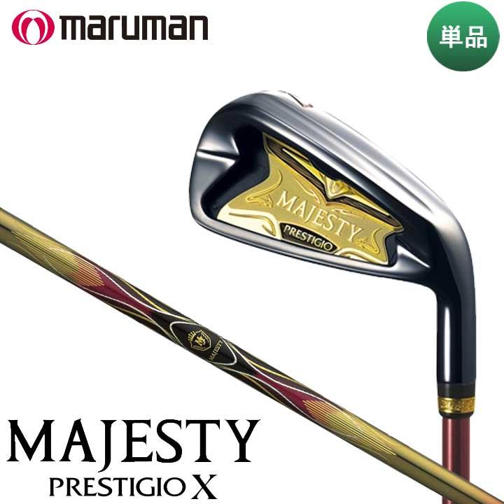 【2019モデル】マジェスティ プレステジオ10 テン アイアン単品 (#5,#6、AW,SW) シャフト:MAJESTY LV730 カーボン MAJESTY PRESTIGIO X マルマン