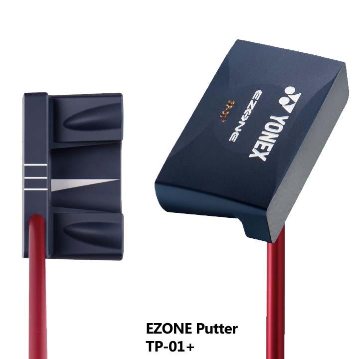 ヨネックス イーゾーン パター TP-01+ シャフト:スチール YONEX EZONE Putter TP-01+ 20p
