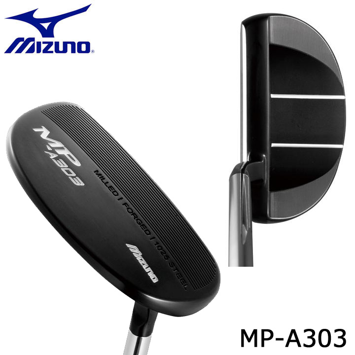 ミズノ MP パター A303 MIZUNO MP putter 43SP80303