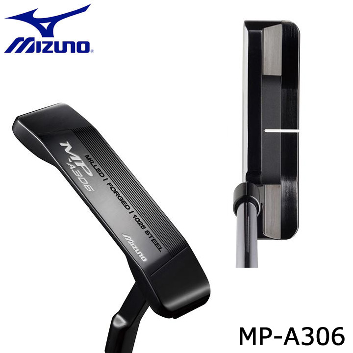 ミズノ MP パター A306 MIZUNO MP putter 5KJSP80406