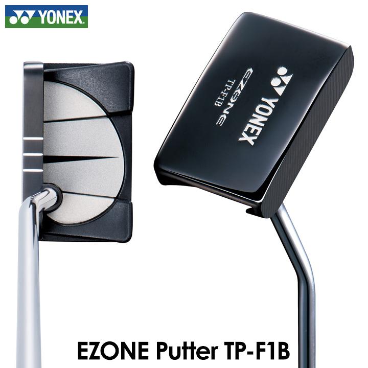【2018モデル】 ヨネックス TP-F1B イーゾーン パター YONEX EZONE Putter