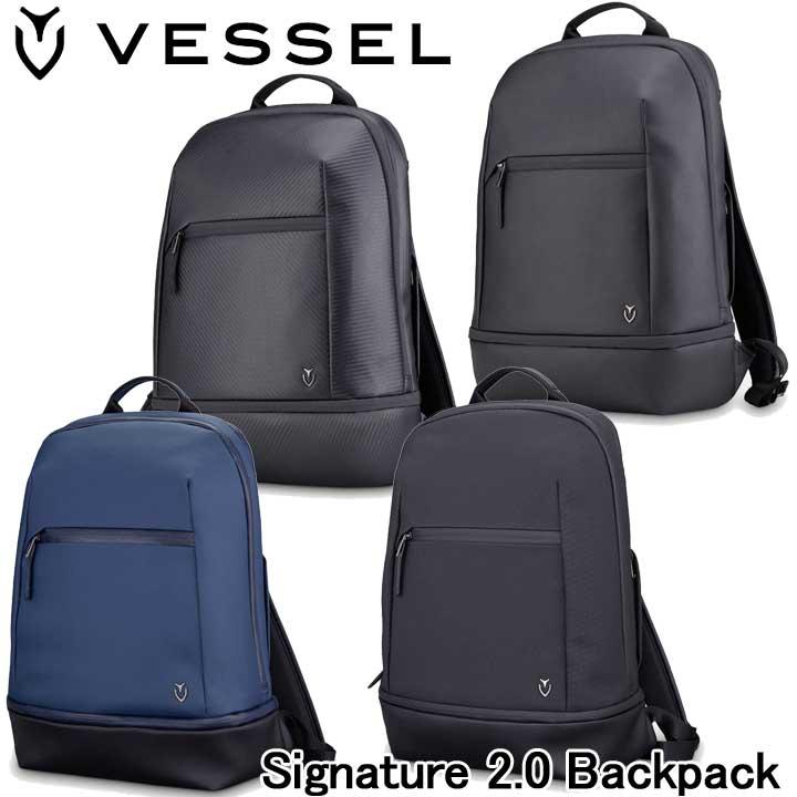 【2019モデル】ベゼル シグネチャー 2.0 バックパック 3104118 VESSEL Signature 2.0 Backpack
