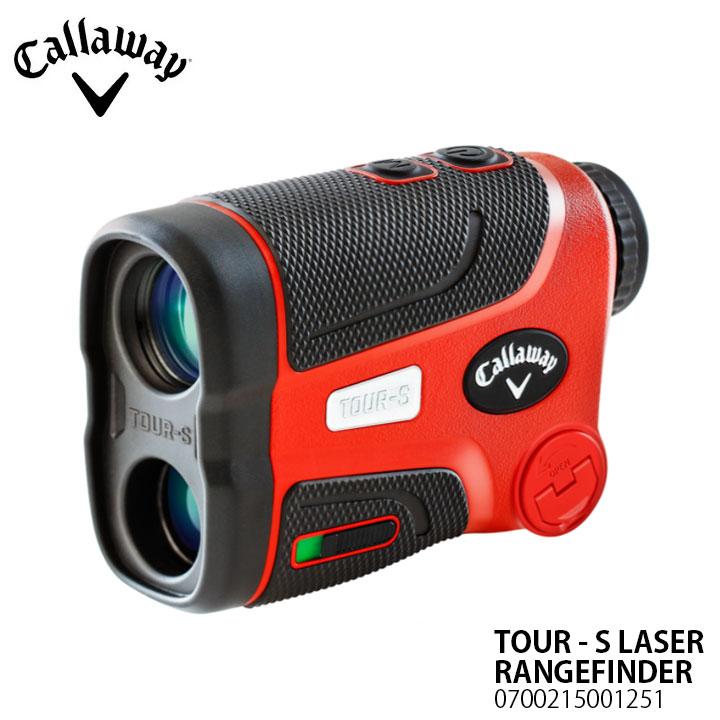 【2020モデル】キャロウェイ 0700215001251 TOUR - S LASER RANGEFINDER ゴルフレーザー距離測 Callaway 【T】
