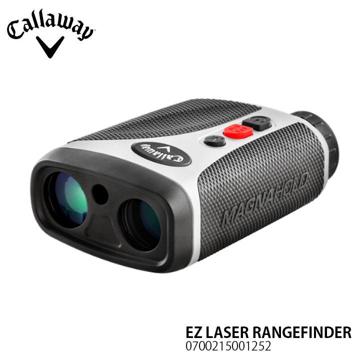 【2020モデル】キャロウェイ 0700215001252 EZ LASER RANGEFINDER ゴルフレーザー距離測 Callaway 【T】