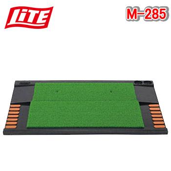 ライト M-285 スイングお得ね 黒 LITE