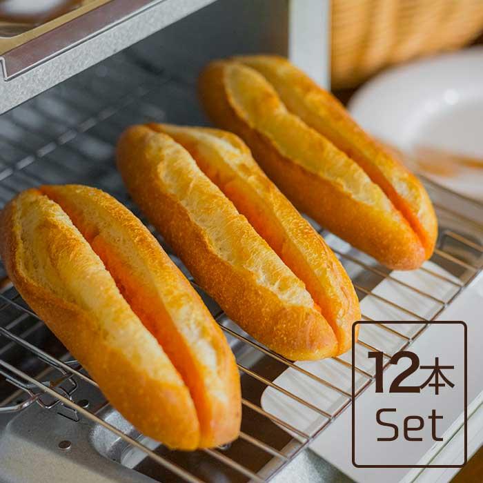 お取り寄せ専用の明太フランスができました 海外輸入 3 980円以上で送料無料 明太フランスパン 12本セット (訳ありセール 格安) 冷凍 子供にもおすすめ 約16cm 外カリカリ中もっちり