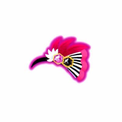 キラッとプリ☆チャン 毎日がバーゲンセール JR4-06 マート JR じゅんしんのピンクジュエルヘアアクセ