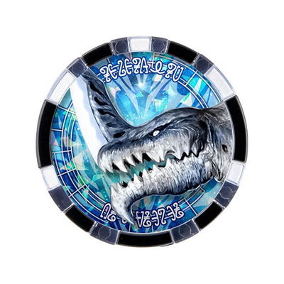 ウルトラマンフュージョンファイト【ウルトラメダル】ゲネガーグメダル[GPウルトラメダル02]