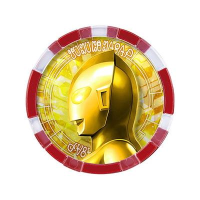 ウルトラマンフュージョンファイト【ウルトラメダル】ウルトラマンメダル (グリッターver.)[GPウルトラメダル02]