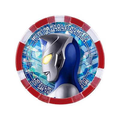 ウルトラマンフュージョンファイト【ウルトラメダル】ウルトラマンダイナ ミラクルタイプメダル[GPウルトラメダル02]