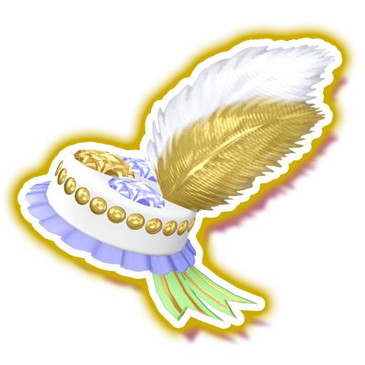 プリパラ【マイチケ】神5弾/★KR-H-001 神ヘアアクセ