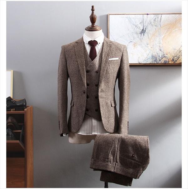 1ボタンスリムスーツ ビジネススーツ メンズスーツ 紳士服 suit ベスト付き メンズ大きいサイズおしゃれスーツ 春 夏 細身 結婚式 オシャレ カーキ グレーdg037g4g4t2/代引不可 02P09Jul16