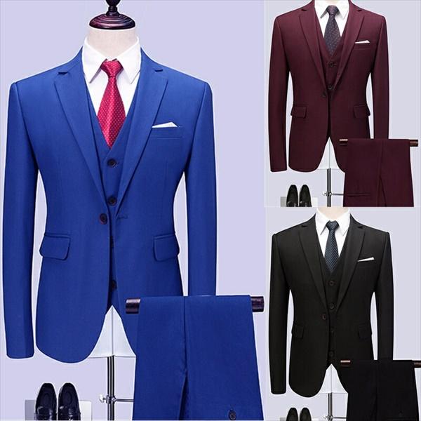 1ボタンスリムスーツ フォーマル スーツ ビジネススーツ シングル メンズスーツ 3カラー 紳士服 男性用背広 就職活動suit 3点セット スーツ メンズ 大きいサイズ おしゃれスーツ 春 夏 細身 結婚式 オシャレdg049g4g4t2/代引不可