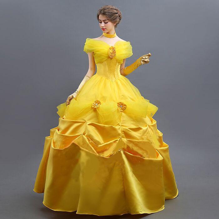 ハロウィン 女性用 ベルワンピース コスプレ 仮装 ドレス  レディース なりきりワンピース 女王 大きいサイズ 女性 衣装 姫ドレス コスチューム プリンセス プリンセスドレス 大人用 コスプレ衣装 ロングドレス ハロウィーン ハロウイン 大人 ハロウィンコスチューム MTE854