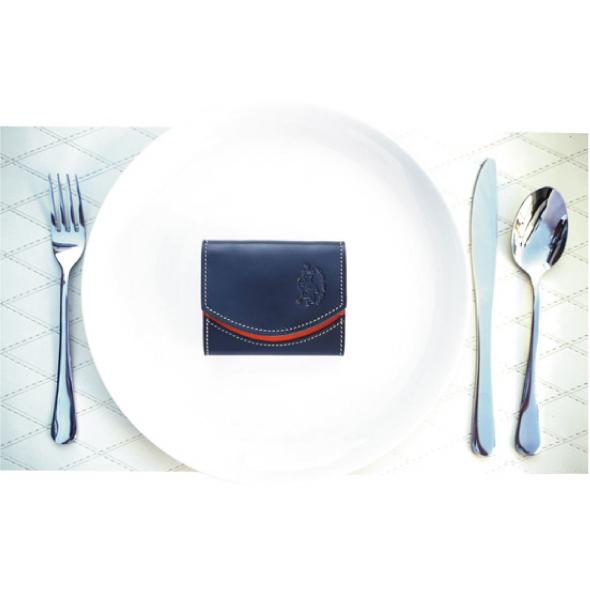 小さい財布 栃木レザー 【極小財布】クアトロガッツ ペケーニョパプリカ