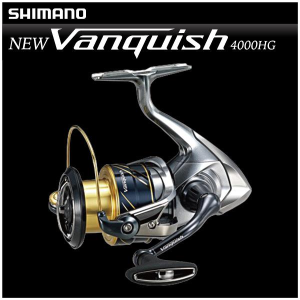 【スピニングリール】SHIMANO シマノ16 Vanquish 4000HG16 ヴァンキッシュ 4000HG