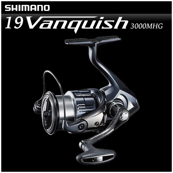 【スピニングリール】SHIMANO シマノ19 Vanquish 3000MHG19 ヴァンキッシュ 3000MHG