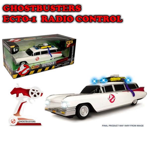 ラジコン / Ghostbusters / ゴーストバスターズ ECTO-1 ラジコン 【ゴーストバスターズ 】