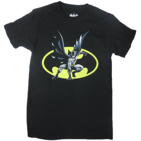 Tシャツ 88T-S/ BATMAN / バットマン BE HERE BK 【メンズS】メンズS USサイズ