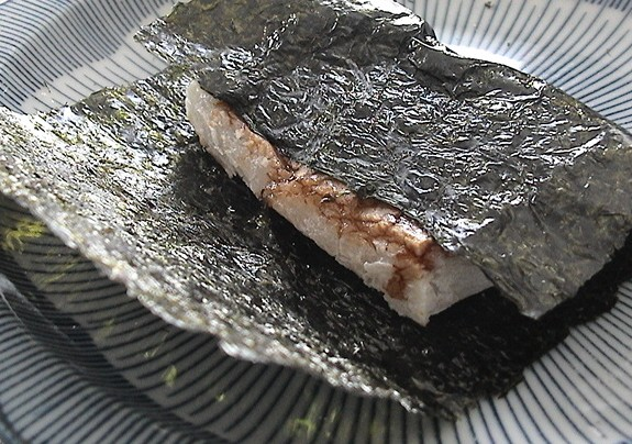 Edomae Chiba Nori luxury blue mix you so much why ) roasted all type 10 735 Yen 20 quires