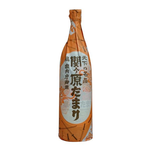 【送料無料】関ヶ原醸造 たまり醤油 1800ml×6本