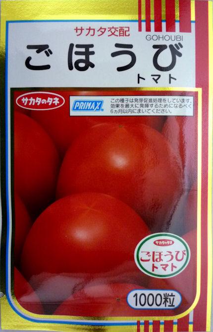 【サカタのタネ】ごほうびトマト 1000粒