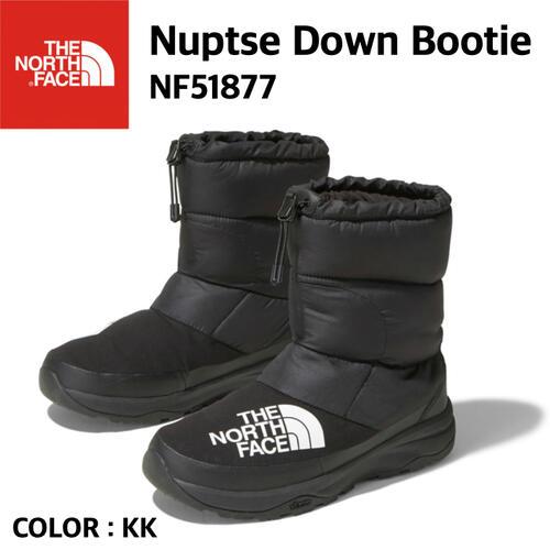 【THE NORTH FACE ノースフェイス】Nuptse Down Bootie ヌプシダウンブーティー ユニセックス ブーツ ダウン NF51877 国内正規