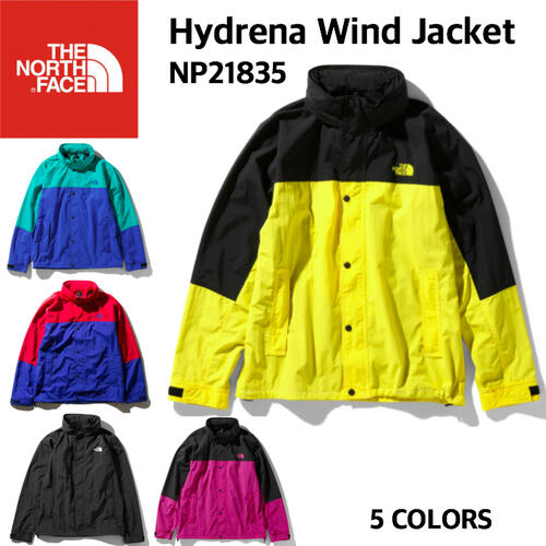 【THE NORTH FACEノースフェイス】Hydrena Wind Jacket ハイドレナウィンドジャケット メンズ アウター ジャケット ウィンドブレーカー 撥水 NP21835 国内正規 10%
