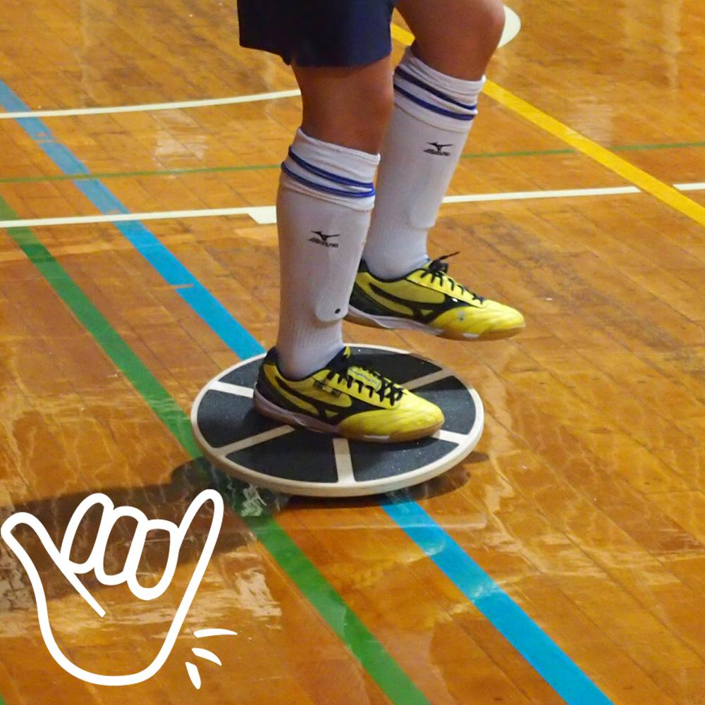 バランスボード【マニュアル付属】体幹と下半身を鍛える ベーシックモデル エクササイズ フィットネス ダイエット