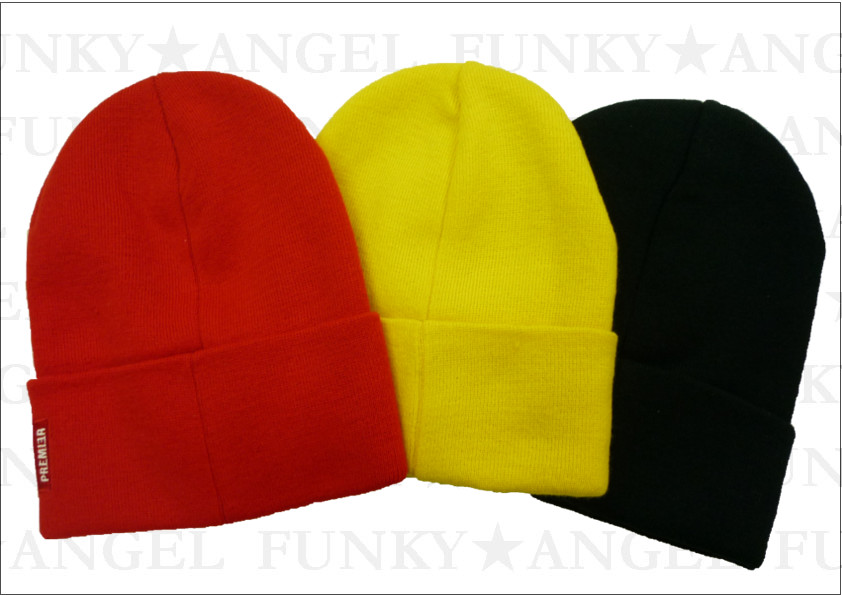 861d0671c30 funky-angel  Rolling Stone embroidery Beanie