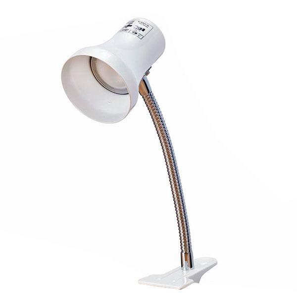 パチッと挟むだけの簡単照明 ELPA エルパ LEDクリップライト SPOT-LL101D お求めやすく価格改定 ◆在庫限り◆ PW パールホワイト 昼光色相当