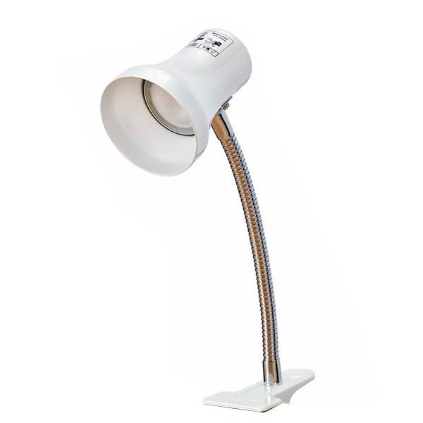 パチッと挟むだけの簡単照明 ELPA エルパ LEDクリップライト パールホワイト PW ご注文で当日配送 電球色相当 SPOT-LL101L マーケット