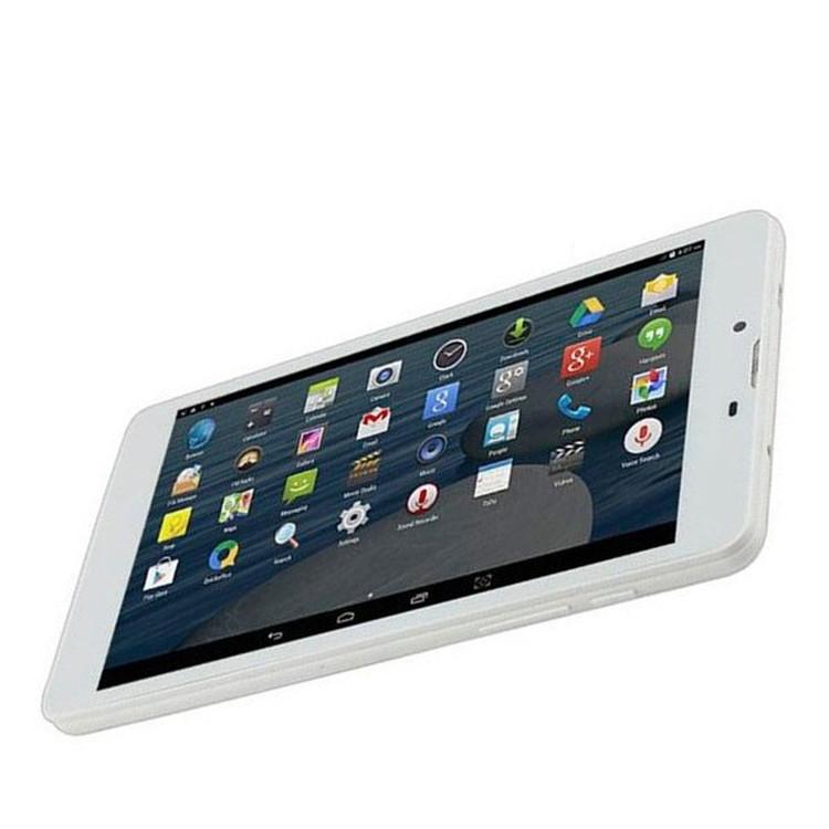通話機能搭載 7インチ Android5.1搭載タブレット SIMフリー Bluetooth対応 F/Rダブルカメラ クアッドコアCPU ROM:8GB IPS液晶 WCDMA K705