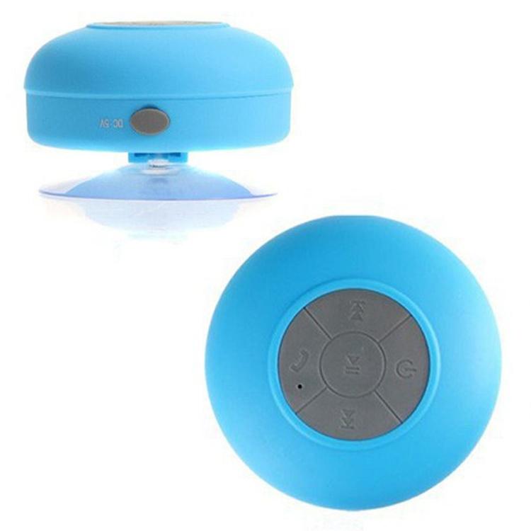 ワイヤレススピーカー 有名な 防水 bluetoothスピーカー 吸盤式 おしゃれ 各種スマートフォンBluetooth搭載機器対応 全3色 BTS17